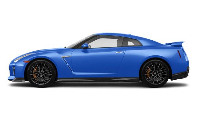 Nissan GT-R 50TH ANNIVESARY EDITION BLUE 2020