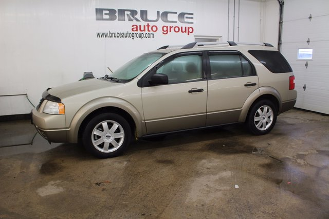 Ford Freestyle SE L CYL CVT WD DOOR WAGON PRICE IN - 2005 freestyle