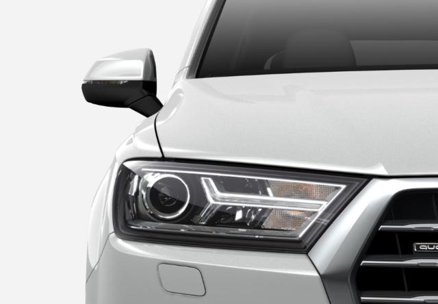 2019 Audi Q7 3 0T Progressiv quattro 8sp Tiptronic White