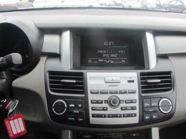Acura RDX  2008 GR ELECTRIQUE+CUIR+TOIT+SIEGES CHAUFFANT