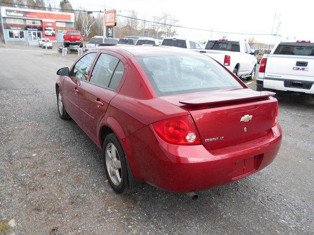 Chevrolet Cobalt LT w/1SA 2010 TRÈS PROPRE