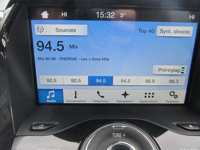 Ford Escape Titanium 2016 CUIR+GR ELECTRIQUE+CAMERA+GPS+TOIT PANO