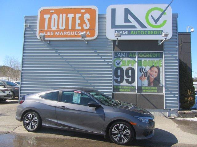 Honda Civic Coupe EX-T 2016 CAMERA+SIEGES CHAUFFANT+TOIT