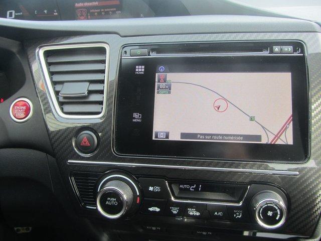Honda Civic Sedan Si 2015 INCROYABLE !!! TOIT+GPS+CAMERA+SIEGES CHAUFFANT