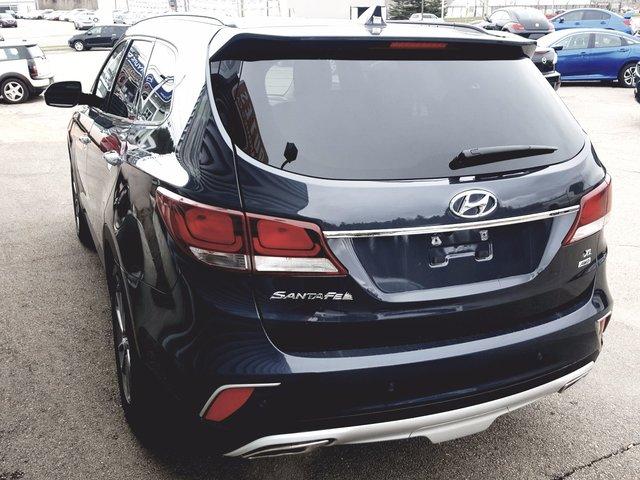 Hyundai Santa Fe XL XL 2017 7 PASSAGERS