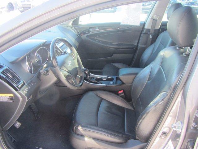 Hyundai Sonata Limited 2012 CUIR+TOIT PANO+SIEGES CHAUFFANT+GR ELECTRIQUE