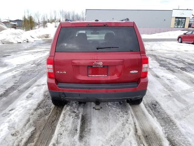 Jeep Patriot High Altitude 2015 COMME NEUF