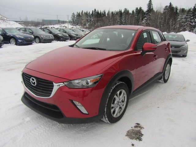 Mazda CX-3 GS 2016 CUIR+TOIT+GPS+CAMERA+SIEGES CHAUFFANT