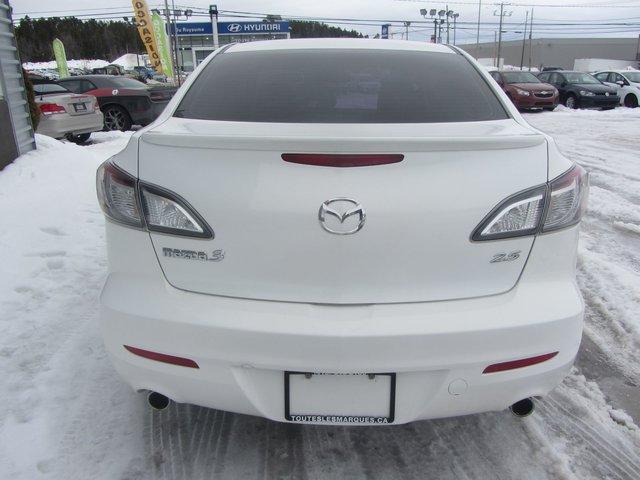 Mazda Mazda3 GT 2010 SIEGES CHAUFAFNT !! TRES PROPRE