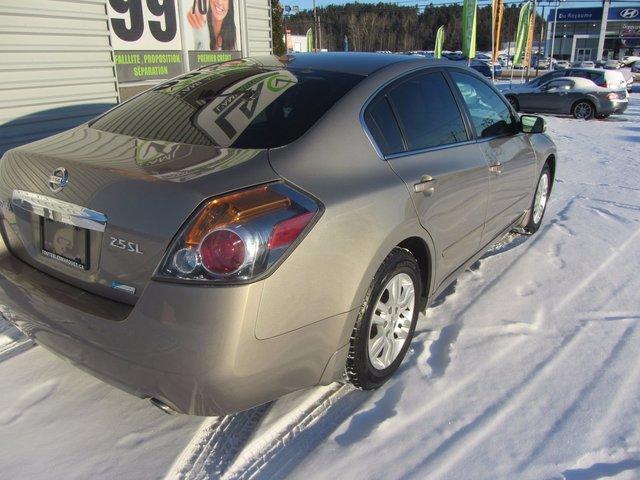 Nissan Altima 2.5 S 2011 CUIR+TOIT+GR ELECTRIQUE+SIEGES CHAUFFANT+CAMERA !!