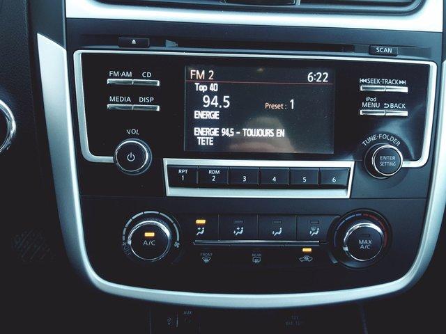 Nissan Altima 2.5 S 2017 GROUPE ELECTRIQUE