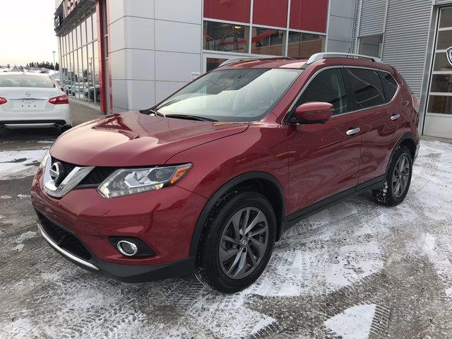 Nissan Rogue SL 2016