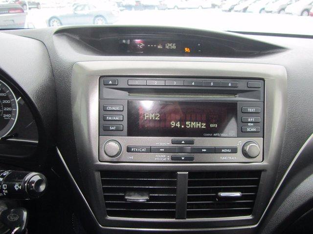 Subaru Impreza 2.5i 2011 demo