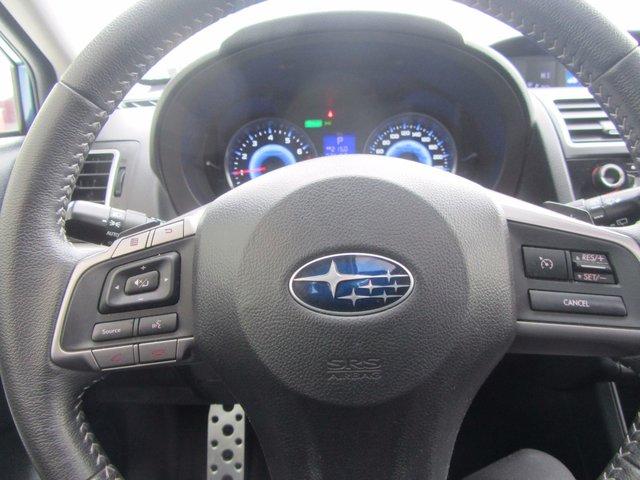 Subaru XV Crosstrek hybrid  2015 TOIT+CAMERA