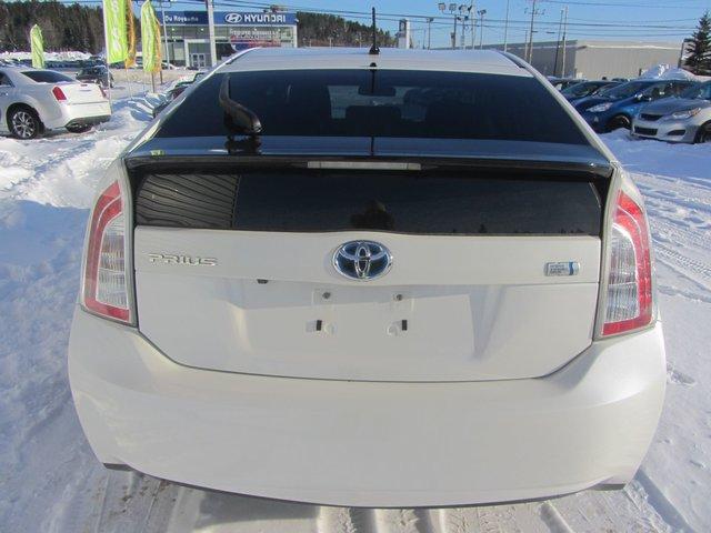 Toyota Prius  2012 CAMERA