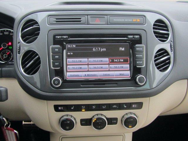 Volkswagen Tiguan Comfortline 2015 CUIR+TOIT PANO+CAMERA !!