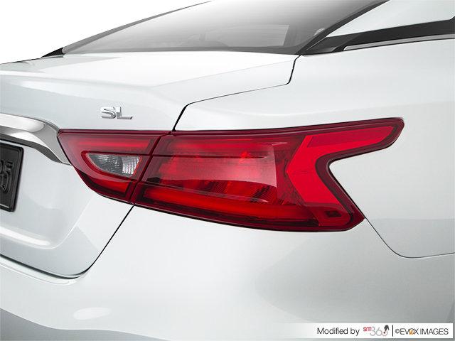 Nissan Maxima SL 2017