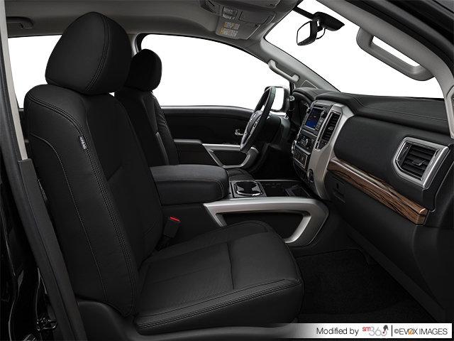 Nissan Titan SL 2017