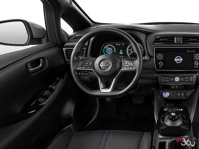 Nissan Leaf SV 2018