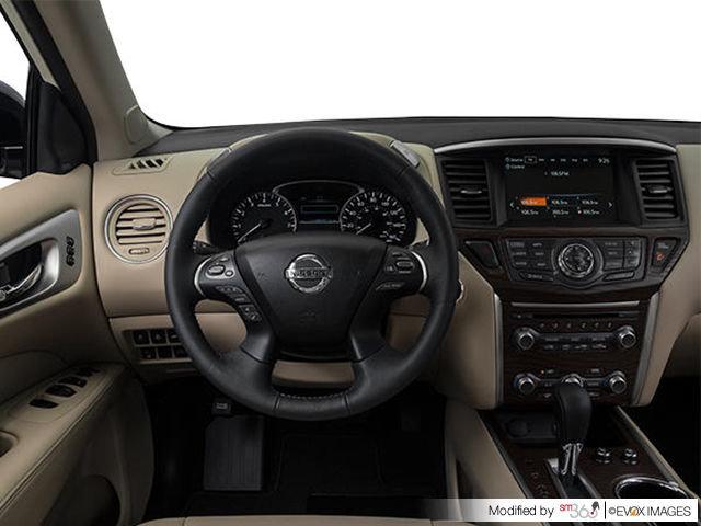 Nissan Pathfinder PLATINE 2018