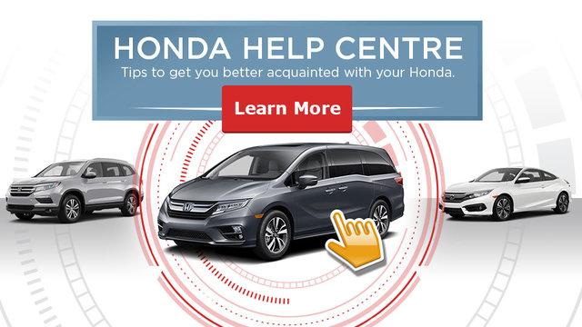 Honda Help Centre (mobile)