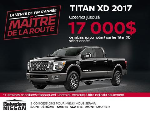 Titan XD 2017