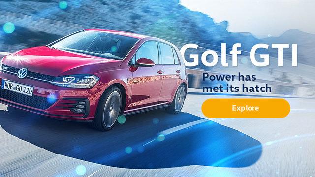 2017 Golf GTI