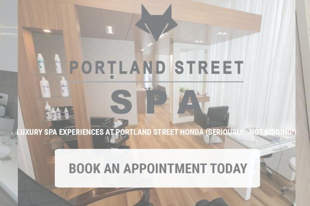 Portland Street Spa - Book Now