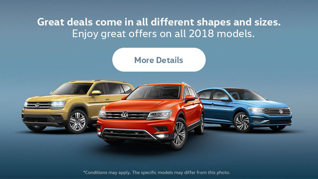 The Volkswagen Monthly Sales Event (ON-mobile)