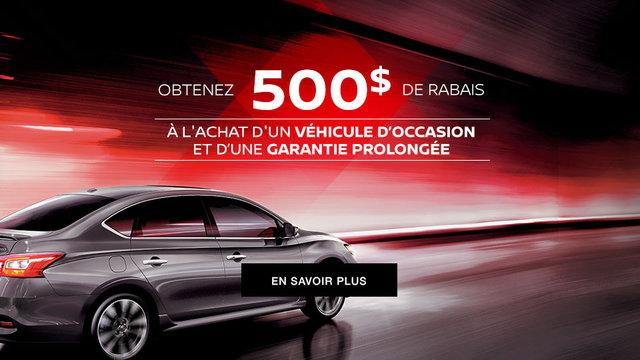 Promo Occasion Nissan (mobile)