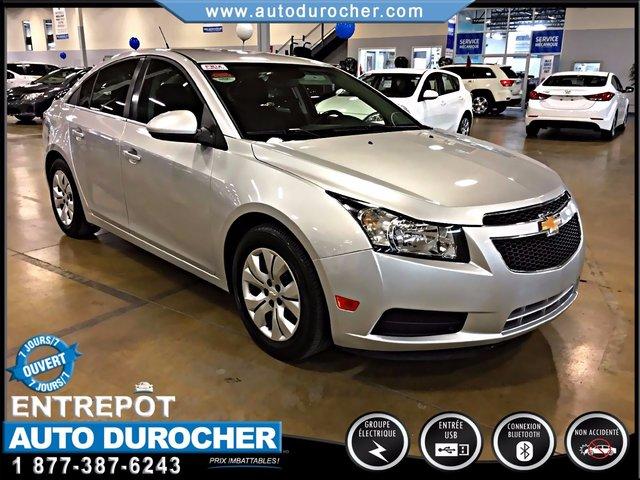 Chevrolet Cruze AUTOMATIQUE TOUT ÉQUIPÉ 2013