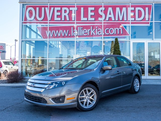 Ford Fusion SEL AWD V6 TOIT OUVRANT 2011