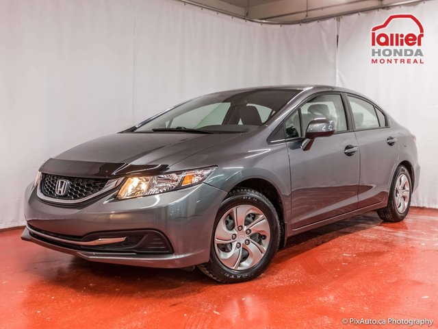 Used Vehicles At Lallier Honda Montreal