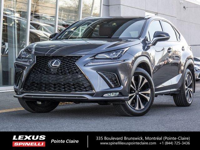 Lexus NX 300 AWD, F-SPORT, NAVIGATION, ÉDITION SPECIAL 2018