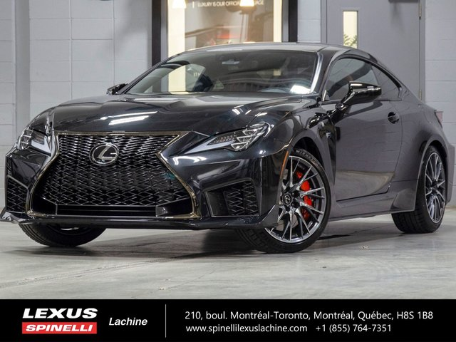 Lexus RC F PERFORMANCE RWD; 472 CH TOIT CARBONE FREINS BREMBO 2020