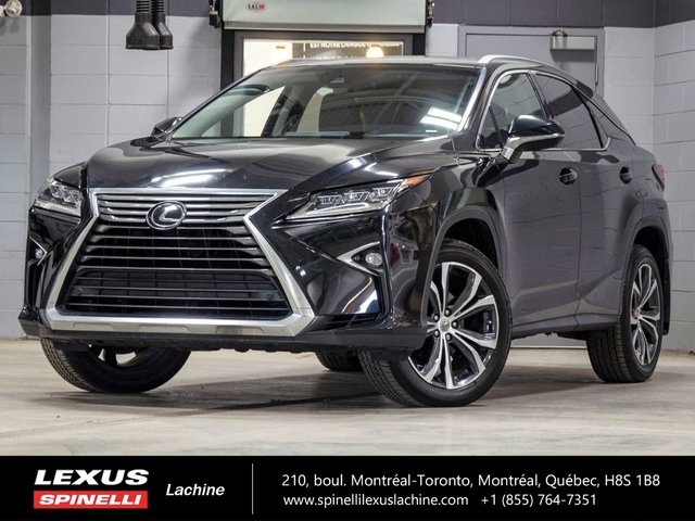Lexus RX 350 LUXE AWD; CUIR TOIT GPS CAMERA ANGLES MORTS LSS+ 2017