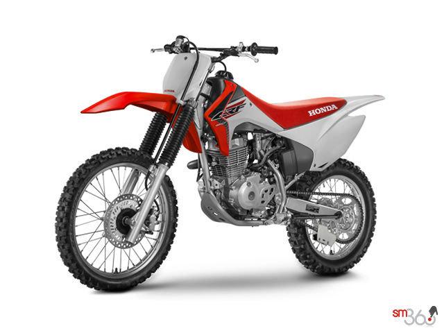 2017 Honda CRF150F STANDARD