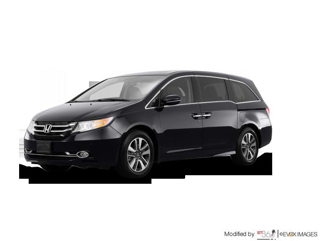 Honda ODYSSEY TOURING TOURING 2017