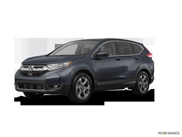 2018 Honda CR-V EX-L AWD EX-L