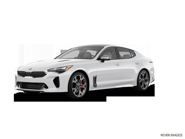 Kia STINGER GT LIMITÉE INT. NOIR GT Limited 2019