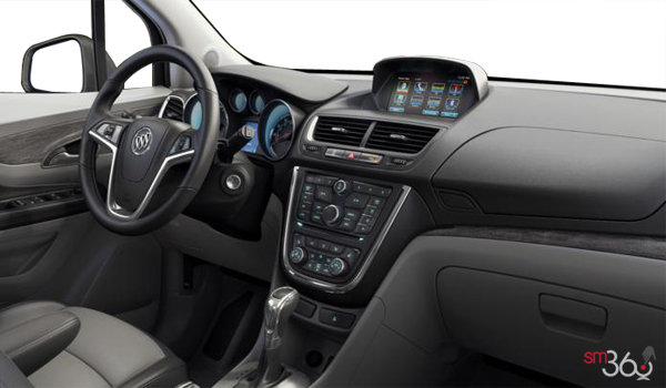 2016 Buick Encore LEATHER | Photo 3 | Titanium Leather