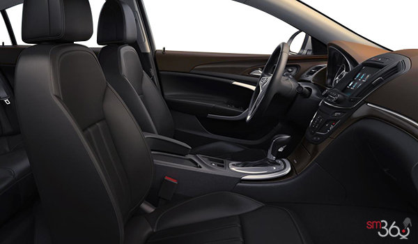 2016 Buick Regal PREMIUM II | Photo 1 | Ebony Leather/Saddle