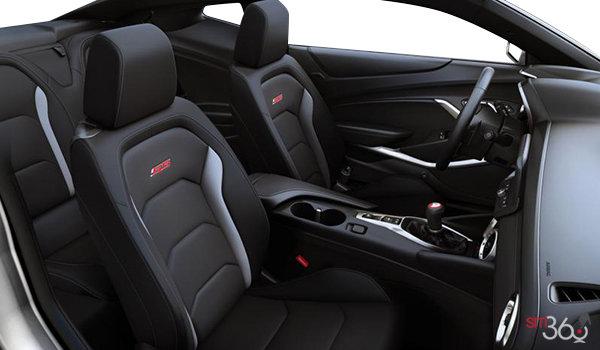 2016 Chevrolet Camaro coupe 1SS | Photo 1 | Jet Black Cloth