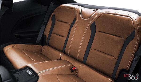 2016 Chevrolet Camaro coupe 2SS | Photo 2 | Kalahari Leather