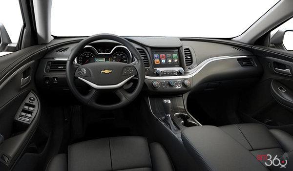2016 Chevrolet Impala 2LT | Photo 3 | Jet Black Leather