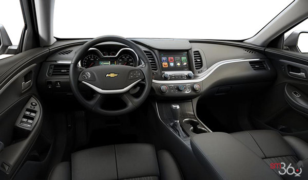 2016 Chevrolet Impala 2LT | Photo 3 | Jet Black Premium Cloth/Leatherette