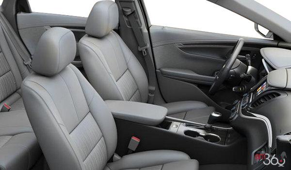 2016 Chevrolet Impala 2LT | Photo 1 | Dark Titanium/Jet Black Premium Cloth/Leatherette