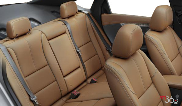 2016 Chevrolet Impala LTZ | Photo 2 | Mojave/jet black Perforated Leather