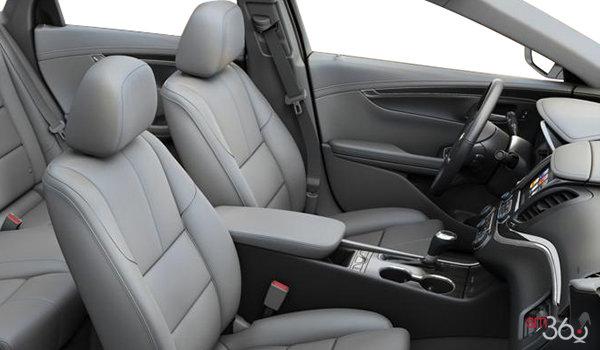 2016 Chevrolet Impala LTZ | Photo 1 | Dark Titanium/Jet Black Perforated Leather