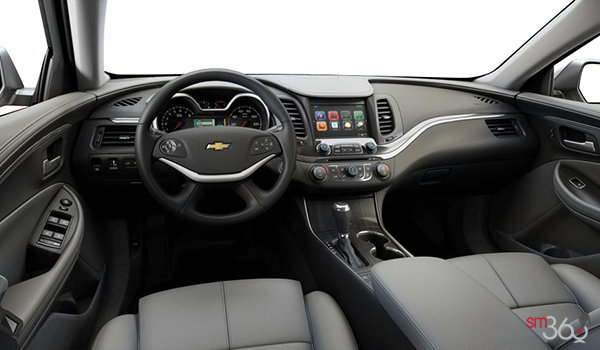 2016 Chevrolet Impala LTZ | Photo 3 | Dark Titanium/Jet Black Perforated Leather